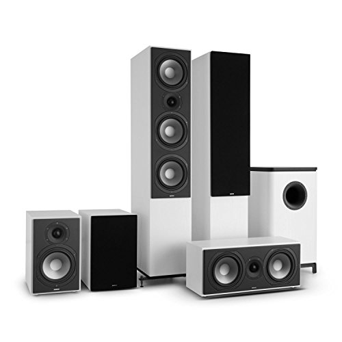 NUMAN Reference 851 Surround Sound System 5.1 (Home Cinema, Altavoz de pie,...