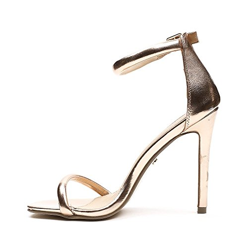 Ideal Shoes ,  Scarpe col tacco donna Champagne