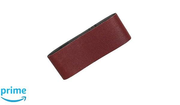 Makita P-37122 Sanding Belt 76 X 457MM Red