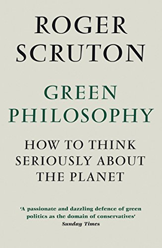 Green Philosophy Cover Image