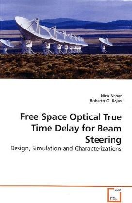 Free Space Optical True Time Delay for Beam Steering