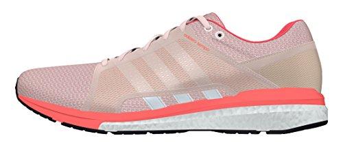 adidas Adizero Tempo 8 Ssf W, Chaussures de Running Entrainement Mixte Adulte Rose - Rosa (Rosvap / Ftwbla / Rojsol)