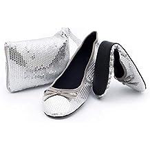 026321ce539 CatMotion Zapatos cómodos plegables en su bolso