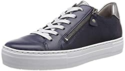 Jenny Damen Canberra 2250662 Sneaker, Blau (Blau, Titan 78), 37 EU