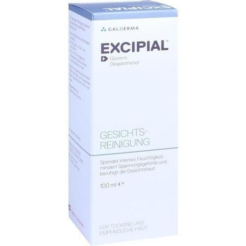 EXCIPIAL Gesichts-Reinigung Schaum 100 ml