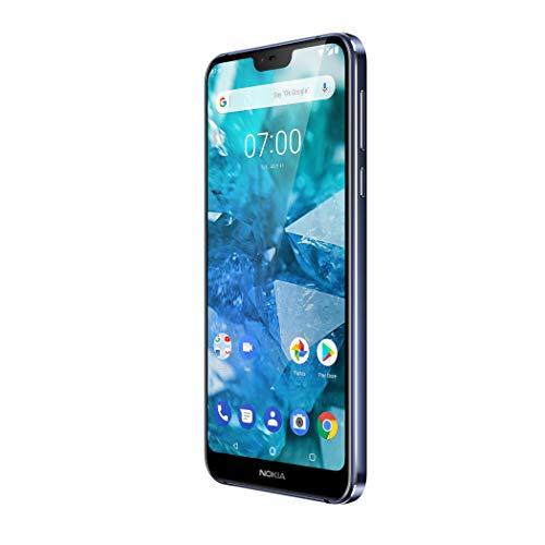 Zoom IMG-1 nokia 7 1 smartphone da