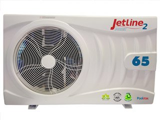 Pompe à chaleur Poolex JETLINE-2 65 MONO 6520W Poolex PC-JETLINE2-65