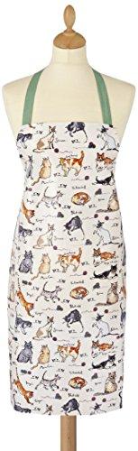 Ulster Weavers Küchenschürze mit Katzen-Motiv von Madeleine Floyd,PVC