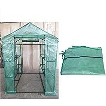 Asixx Tienda de Invernaderos, Invernadero de Jardín, Caseta de Jardín, de PVC,