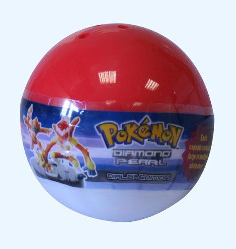 Pokèmon TYE8084 Dialga Gacha Box - Poké Ball con figura sorpresa