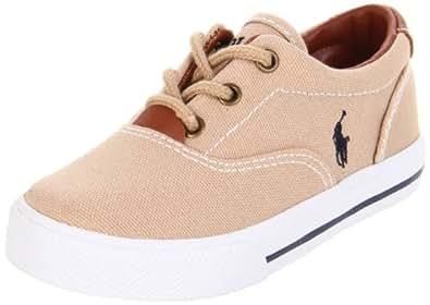 polo ralph lauren baskets mode pour fille beige kaki 37 eu enfant chaussures et sacs. Black Bedroom Furniture Sets. Home Design Ideas