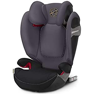 Cybex Solution S-Fix - Farbe: Premium Black