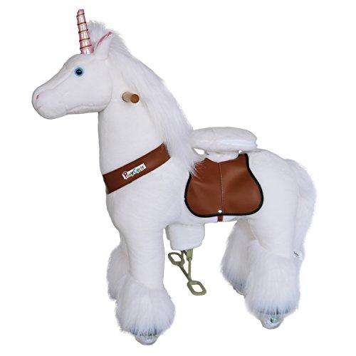 PonyCycle Original poney officiel d'équitation Marche mécanique Licorne petite