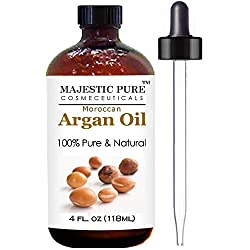 Moroccan Argan Oil for Hair...
