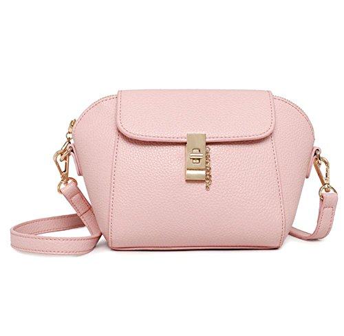 GBT Mode-Paket Schultertasche Handtasche Pink