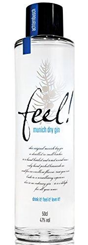 Feel! Munich Dry Gin Bio Micro-Batch Handmade (1 x 0.5 l)