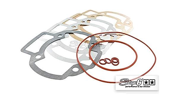 Seal Kit Stage6 Racing 70cc Mk2 Piaggio 50cc Mk2 Sport 70cc Mk2 Aluminium Lc Auto