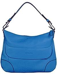 Kesslord Foulonne Anytime - Bolso al hombro de Otra Piel para mujer azul Azur - AZ