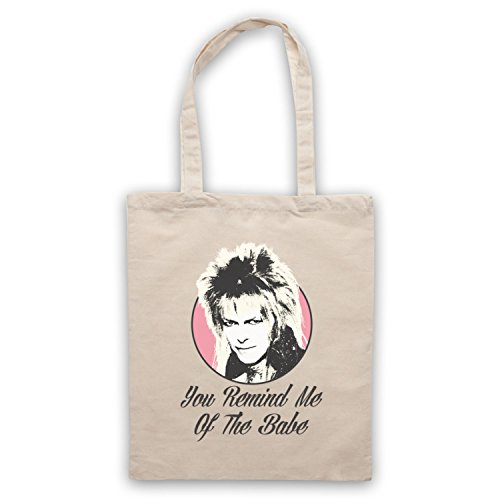 Inspire par Labyrinth Goblin King You Remind Me Of The Babe Officieux Sac d'emballage