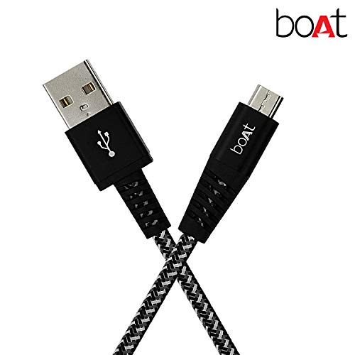 Boat Rugged V3 Braided Micro USB Cable