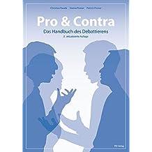 Pro & Contra – Das Handbuch des Debattierens