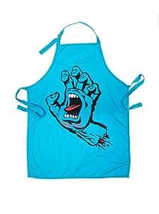 Santa Cruz ABBSC BBQ Set with Screaming Hand Design One size Blue