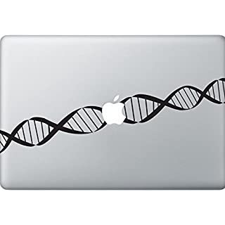 MAtominc's Official DNA Strand Skin Sticker Suitable for MacBooks, HP and most laptops!
