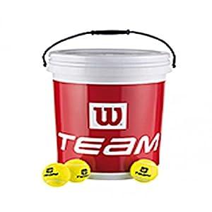 WILSON – Team Trainer2 Stück im Eimer