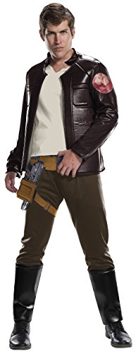 Star Wars: The Last Jedi Poe Dameron Deluxe Adult Costume, X-Large