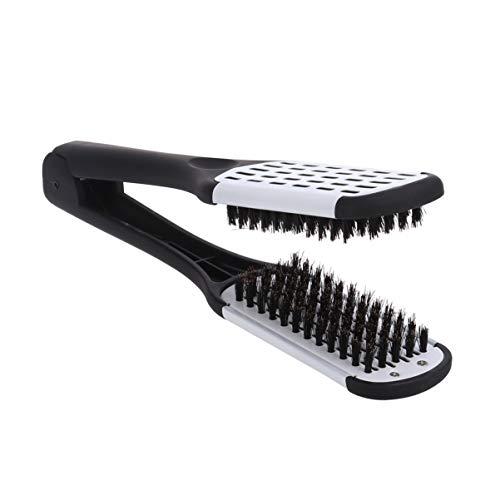 ROSENICE Alisado cabello Peine herramientas peinado