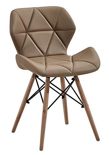 all4all Design Stuhl Esszimmerstuhl Bürostuhl Küchenstuhl Esszimmerstuhl Konferenzstuhl...