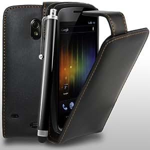 Etui Housse Luxe pour Samsung Galaxy Nexus i9250 + STYLET et 2 FILMS OFFERTS