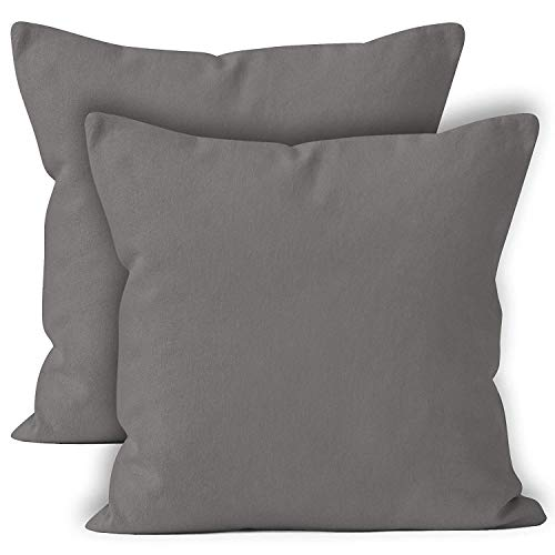 Encasa Homes Cushion Covers 2pc ...