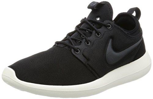 Nike - Nike Roshe Two, Scarpe da corsa Uomo, Nero (Black (nero / antracite-vela-volt)), 40.5 EU