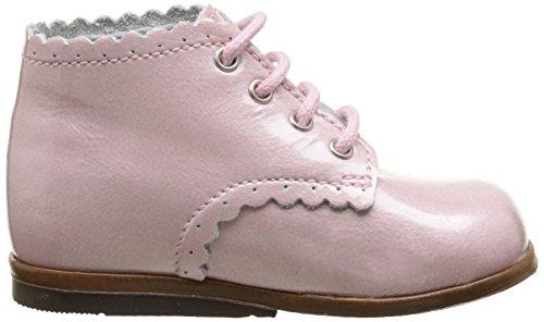 Little Mary Vivaldi, Chaussures Premiers Pas Bébé Fille Rose (*Laque Rose)