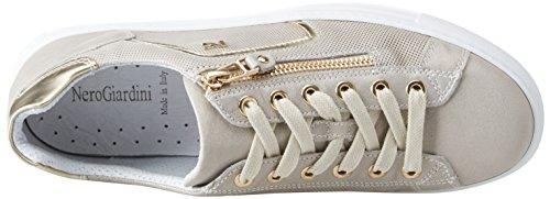 Nero Giardini Stars, Sneaker Donna Grigio (Savana T.Glass)