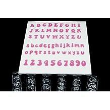 Windsor Clikstix Full Set Groovy Lettering & Numbers by Windsor Craft