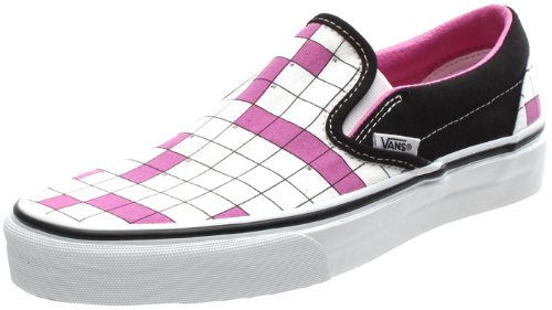 vans-classic-slip-on-word-chex-black-super-pink-shoe-eyea1m-uk7