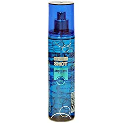 Layer'r Shot Absolute Series Game Body Spray, 135ml