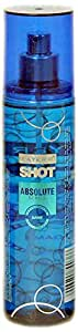 Layer'r Shot Absolute Series Game Body Spray, 135ml