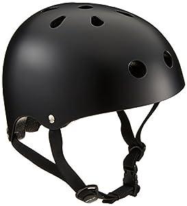 casco: SFR Essentials Helmet Casco, Unisex para Adulto, Negro (Black), L/XL 57-59cm