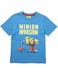 smith & brooks - Camiseta - Cuello redondo - para bebé niño