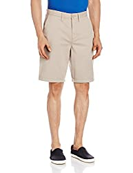 VANS Mens Cotton Shorts (8907222569426_VN0000PUJ5I_28_Vintage Khaki and Camo)