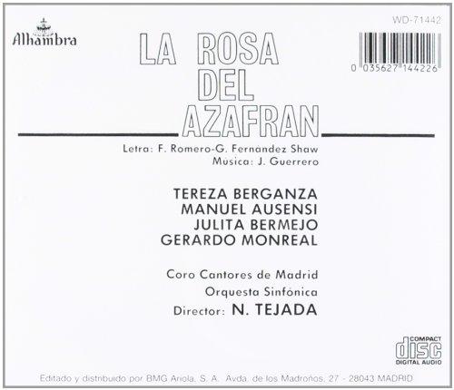 La Rosa Del Azafran