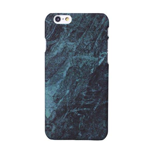 """iPhone 7 Coque , YIGA Motif Marbre Naturel Jaunâtre PC Plastique Dur Hard Bumper Case Cover Housse Etui pour Apple iPhone 7 4.7"""" A-7G-PC-HD4"""