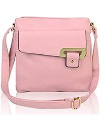 4ea61777dc LeahWard Women s Cross Body Bags Quality Faux Leather Shoulder Bag Handbags  Messenger Bag CW3003