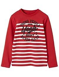 VERTBAUDET Camiseta Estilo Marinero para niño