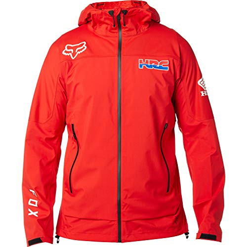 FOX HRC Attack Water Veste rouge rouge m