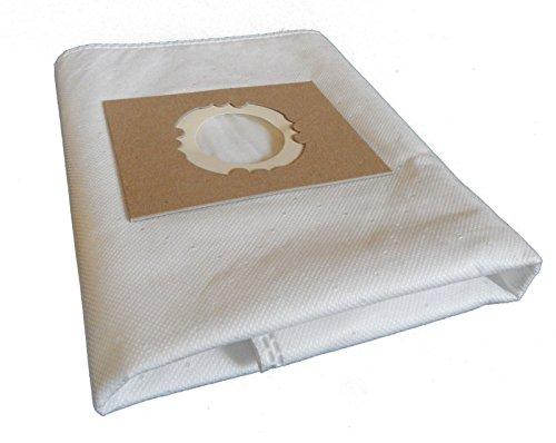 10x Vliesbeutel für Parkside - (Volumen 30 LITER) PNTS 1500 / PNTS 1500 A1 / PNTS 1500 B1 / PNTS 1500 B2 / PNTS 1500 B3