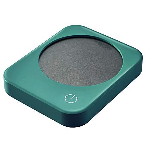 Calienta Tazas USB Temperatura Constante Inteligente Calentador De Tazas con Pies Antideslizantes USB...